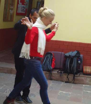 Salsalessen (privéles) classes in cusco
