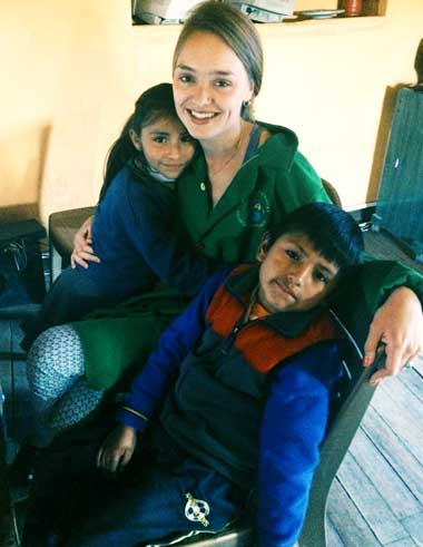 work volunteer cusco - Wiracocha Spanish School