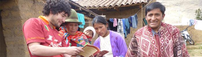 Quechua Course school in cusco peru