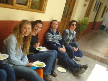 spanish classes cusco