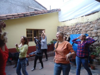 salsa lessons cusco